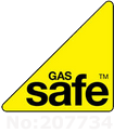 Gas Safe engineers